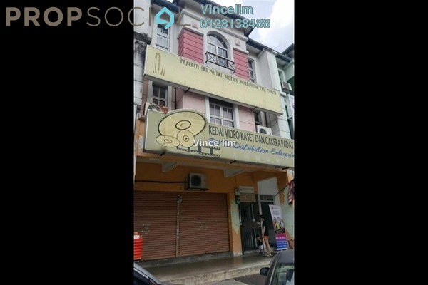 For Sale Shop at USJ 10, UEP Subang Jaya Freehold Semi Furnished 0R/0B 3.5m