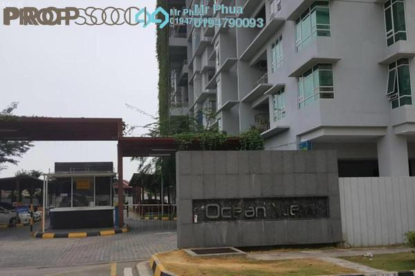 For Sale Condominium at Ocean View Residences, Butterworth Freehold Unfurnished 3R/2B 415k