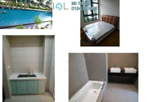 For Rent Terrace at The Address, Bukit Jambul Leasehold Unfurnished 3R/2B 2.8k