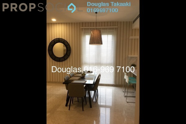 For Rent Condominium at Icon Residence (Mont Kiara), Dutamas Freehold Fully Furnished 2R/2B 4.1k