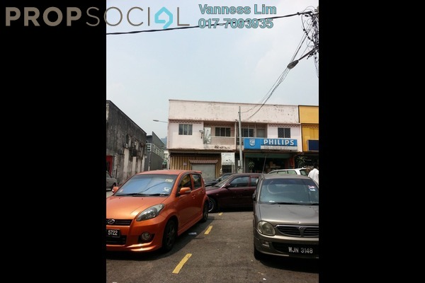 For Rent Shop at Taman Cheras, Cheras Leasehold Unfurnished 0R/0B 5k