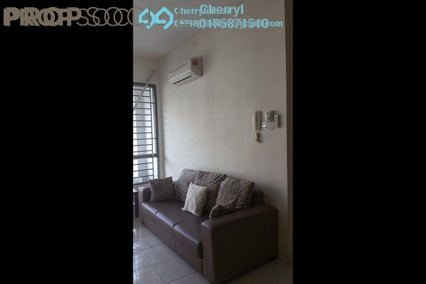 For Rent Serviced Residence at Casa Tiara, Subang Jaya Freehold Fully Furnished 3R/2B 2.5k