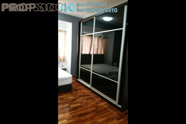 For Rent Condominium at Cyber Heights Villa, Cyberjaya Freehold Fully Furnished 3R/2B 1.6k