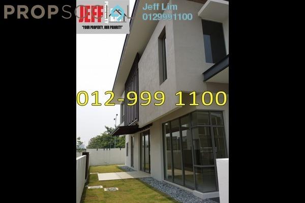 For Sale Semi-Detached at Temasya Anggun, Temasya Glenmarie Freehold Unfurnished 6R/6B 2.35m