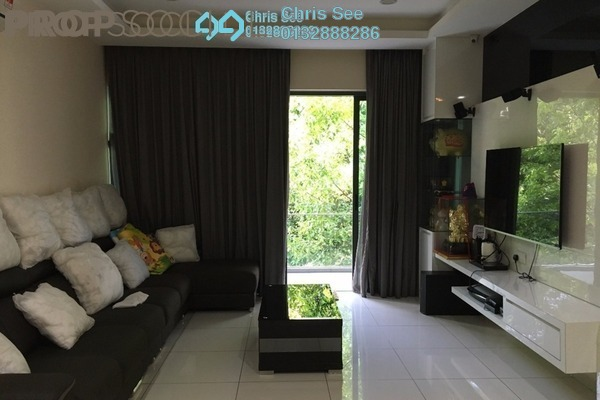 For Sale Townhouse at Sunway SPK 3 Harmoni, Kepong Freehold Semi Furnished 3R/4B 1.64m