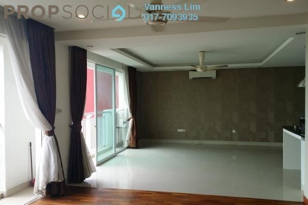 For Rent Condominium at Ritze Perdana 2, Damansara Perdana Leasehold Fully Furnished 1R/1B 1.4k