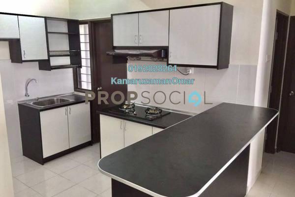 For Sale Apartment at Residensi Warnasari, Kuala Selangor Freehold Semi Furnished 3R/2B 245k