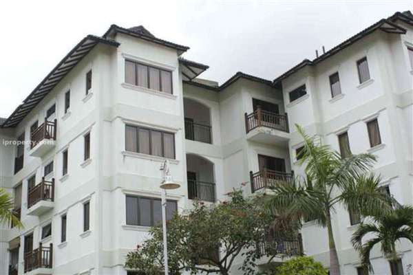 For Rent Condominium at Cyber Heights Villa, Cyberjaya Leasehold Fully Furnished 3R/2B 2.8k