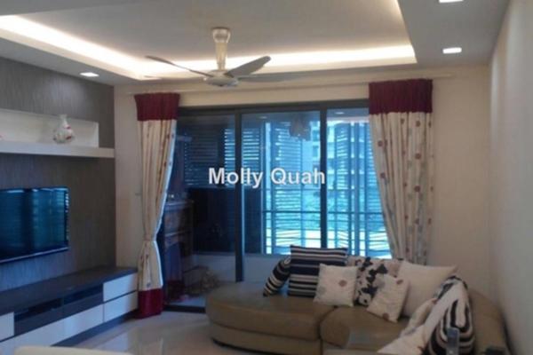 For Rent Condominium at Ameera Residences, Petaling Jaya Leasehold Fully Furnished 3R/2B 3k