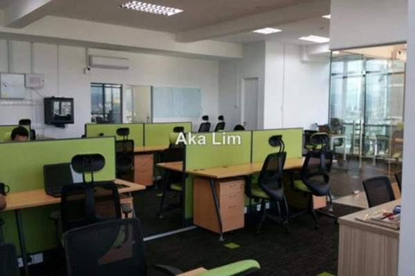For Rent Office at The Vertical, Bangsar South Leasehold Unfurnished 0R/0B 28k