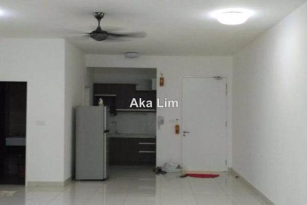 For Rent Condominium at You City, Batu 9 Cheras Freehold Semi Furnished 3R/2B 1.8k
