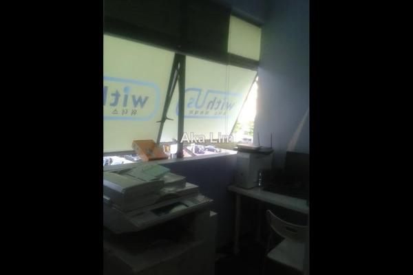 For Rent Office at Solaris Dutamas, Dutamas Freehold Fully Furnished 0R/0B 5.7k
