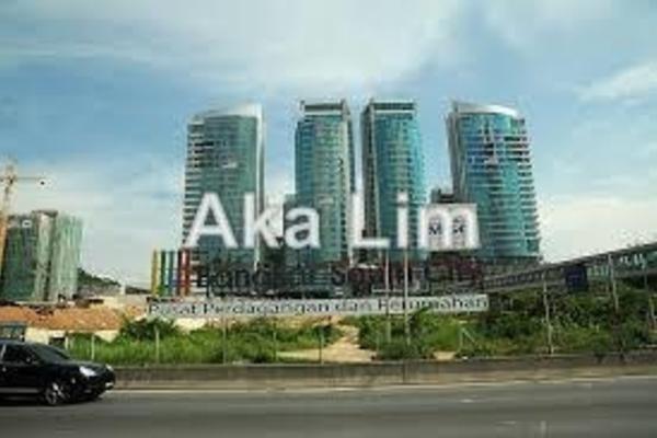 For Rent Office at Menara UOA Bangsar, Bangsar Leasehold Unfurnished 0R/0B 46k