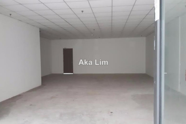 For Rent Shop at Street Mall @ One South, Seri Kembangan Leasehold Unfurnished 0R/0B 5.8k