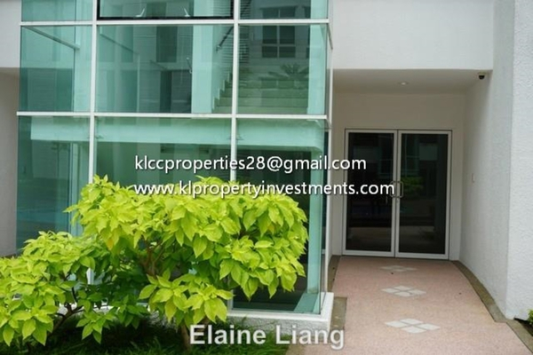 For Rent Condominium at Embassyview, Ampang Hilir Leasehold Unfurnished 3R/5B 12.5k