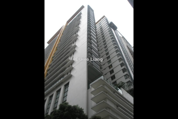 For Sale Condominium at 2 Hampshire, KLCC Leasehold Semi Furnished 3R/4B 2.5m
