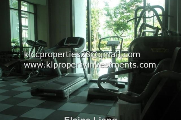 For Rent Condominium at Hampshire Residences, KLCC Leasehold Semi Furnished 4R/5B 8k