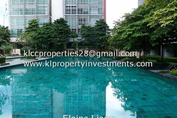 For Sale Condominium at Dua Residency, KLCC Leasehold Semi Furnished 3R/4B 1.89m