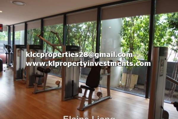 For Sale Condominium at St Mary Residences, KLCC Leasehold Semi Furnished 1R/2B 1.58m