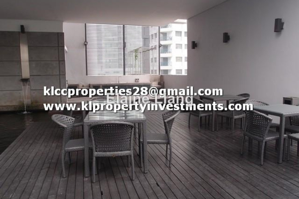 For Rent Condominium at Panorama, KLCC Leasehold Unfurnished 2R/2B 5k