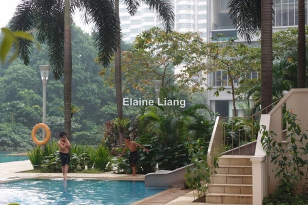 For Rent Condominium at Marc Service Residence, KLCC Leasehold Unfurnished 2R/3B 4.5k