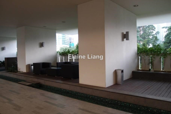 For Rent Condominium at The Pearl, KLCC Leasehold Unfurnished 3R/5B 11k