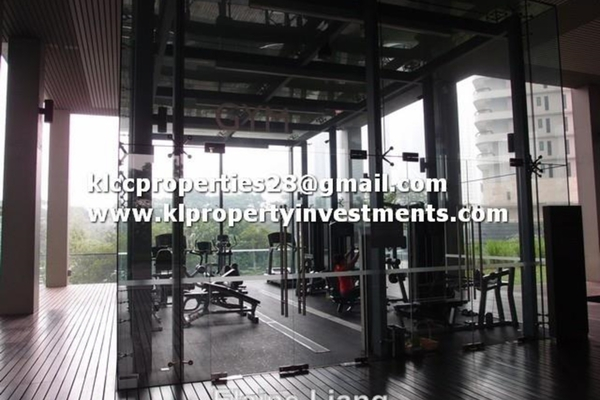 For Rent Condominium at Park Seven, KLCC Leasehold Semi Furnished 3R/5B 16k