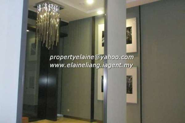 For Rent Condominium at Hampshire Place, KLCC Leasehold Unfurnished 1R/1B 4k