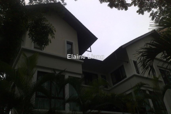 For Rent Semi-Detached at Villa Mont Kiara, Mont Kiara Freehold Semi Furnished 5R/6B 15k