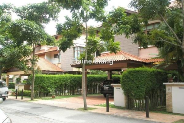 For Rent Semi-Detached at Duta Nusantara, Dutamas Freehold Semi Furnished 6R/6B 14k