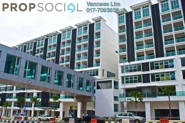 For Sale Condominium at Plaza Damas 3, Sri Hartamas Freehold Fully Furnished 1R/1B 500k