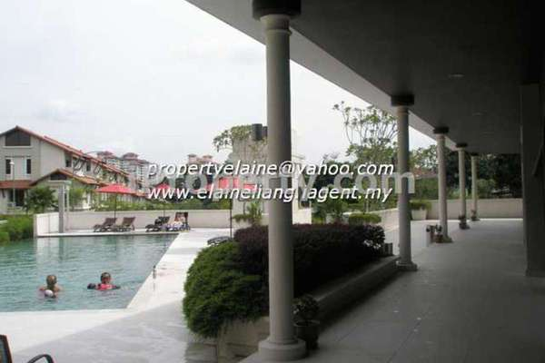 For Rent Semi-Detached at Mutiara Seputeh, Seputeh Freehold Semi Furnished 4R/5B 11k