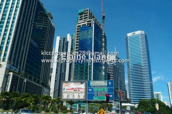 For Rent Office at Menara Citibank, KLCC Leasehold Unfurnished 0R/0B 72k