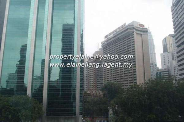For Rent Office at Menara Standard Chartered, Bukit Bintang Leasehold Unfurnished 0R/0B 49.6k
