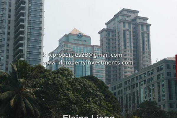 For Rent Office at Megan Avenue 1, KLCC Leasehold Unfurnished 0R/0B 5.35k