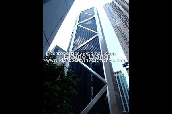 For Rent Office at Ilham Baru Tower, KLCC Leasehold Unfurnished 0R/0B 105k