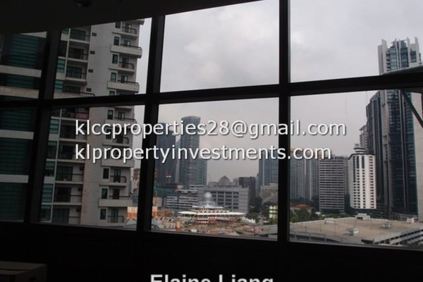For Rent Office at Naza Tower, KLCC Leasehold Unfurnished 0R/0B 34.9k