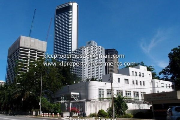 For Rent Office at The Intermark, KLCC Leasehold Unfurnished 0R/0B 17.3k