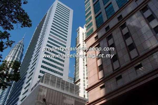 For Rent Office at Menara Prestige, KLCC Leasehold Unfurnished 0R/0B 135k