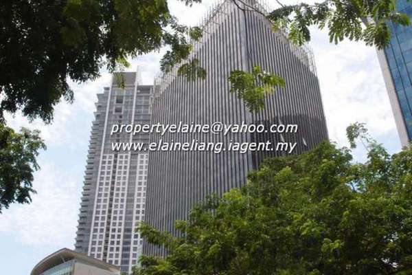 For Rent Office at Pavilion Tower, Bukit Bintang Leasehold Unfurnished 0R/0B 63.1k