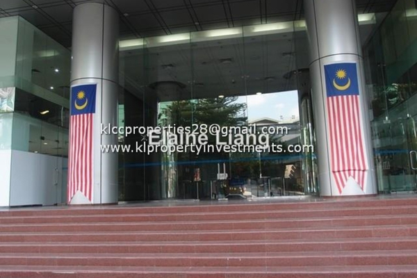 For Sale Office at Wisma UOA II, KLCC Leasehold Unfurnished 0R/0B 11.1m