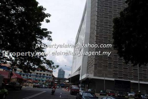 For Rent Shop at Kenanga Wholesale City, Pudu Leasehold Unfurnished 0R/0B 10.6k