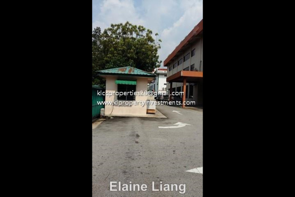 For Rent Factory at Subang Industrial Park, Subang Leasehold Unfurnished 0R/0B 14.5k