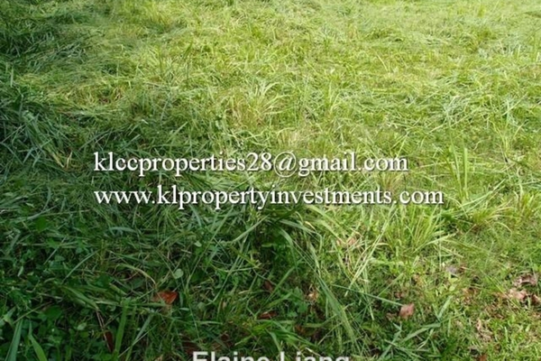 For Sale Land at Bukit Tunku, Kenny Hills Leasehold Unfurnished 0R/0B 11.9m
