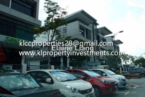 For Sale Factory at PJCT Industrial Zone, Petaling Jaya Leasehold Unfurnished 0R/0B 8.5m