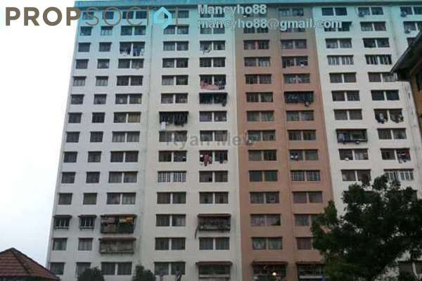 For Rent Apartment at Taman Desaria, Bandar Sunway Leasehold Semi Furnished 3R/2B 700translationmissing:en.pricing.unit