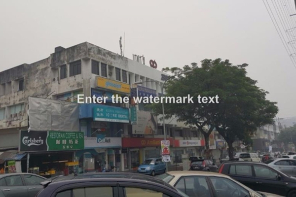 For Rent Shop at Taman Connaught, Cheras Leasehold Unfurnished 0R/0B 45k