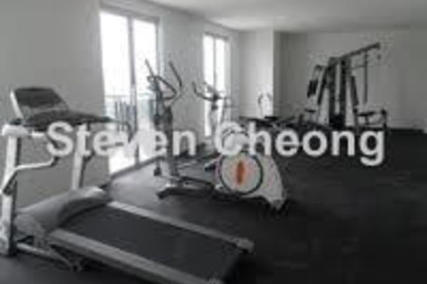 For Rent Condominium at Vistaria Residensi, Cheras Leasehold Semi Furnished 3R/2B 2k
