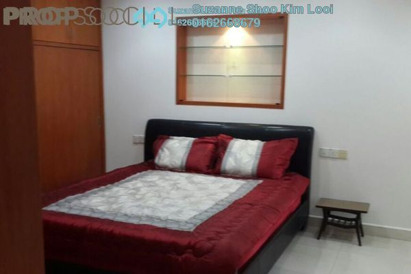 For Rent Condominium at The Forum, KLCC Freehold Fully Furnished 3R/3B 4k
