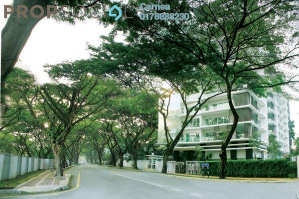 For Rent Condominium at 7 U Thant, Ampang Hilir Freehold Semi Furnished 4R/5B 16k